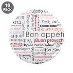 Bon appetit in different lang 3.5