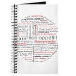Bon appetit in different lang Journal