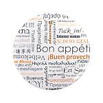 Bon Appetit in many languages 3.5