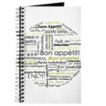 Bon appetit in other language Journal
