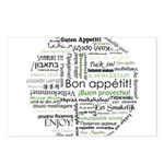 How to say Bon appetit - Gree Postcards (Package o