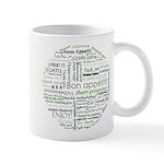 How to say Bon appetit - Gree Mug