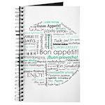 Bon appetit around the world Journal