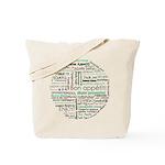 Bon appetit around the world Tote Bag