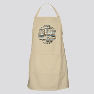 International Cuisine Lover - Apron