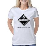 hazmat_10x10_dot_dangerous Women's Classic T-Shirt