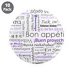 World Foods Dining Etiquette 3.5