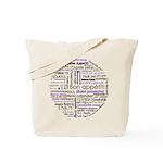 World Foods Dining Etiquette Tote Bag