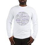 World Foods Dining Etiquette Long Sleeve T-Shirt