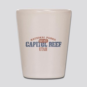 Capitol Reef National Park UT Shot Glass