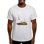 Cute Drip Guy Splashing in Pu Light T-Shirt