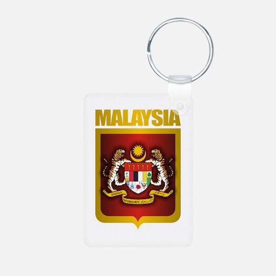 """""""Malaysia COA"""" Keychains"""