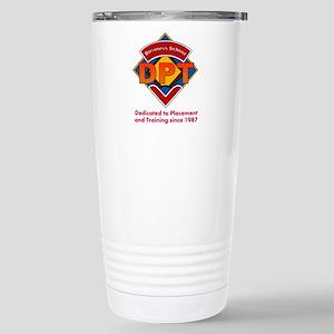 DPT Business School Stainless Steel Travel Mug