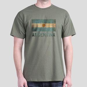 Vintage Argentina Dark T-Shirt