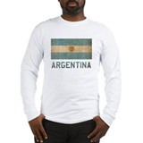 Argentina Long Sleeve T-shirts