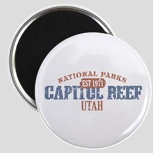 Capitol Reef National Park UT Magnet