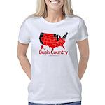 Shirt_NewBushCountry_B     Women's Classic T-Shirt