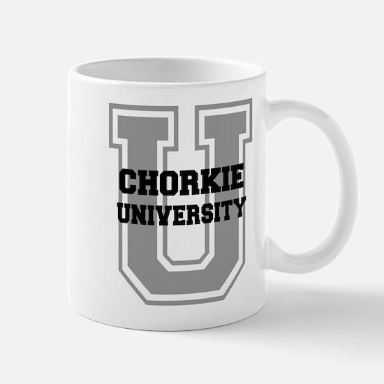 Chorkie UNIVERSITY Mug