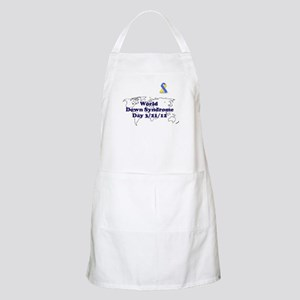 World Down syndrome Day Apron