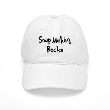 Soap Making Rocks Cap