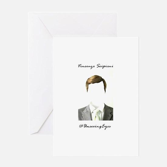 UnseeingEyes Greeting Card