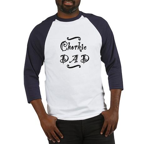 Chorkie DAD Baseball Jersey