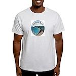 Sleeping BEar Brewing Company Ash Grey T-Shirt