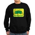 More Beer Sweatshirt (dark)