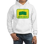 More Beer Hooded Sweatshirt
