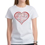 Words for Love in different l Women's T-Shirt