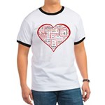 Words for Love in different l Ringer T