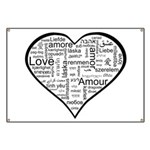 Love in many languages Banner