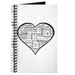 Love in many languages Journal
