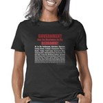 Government Has No Business Women's Classic T-Shirt