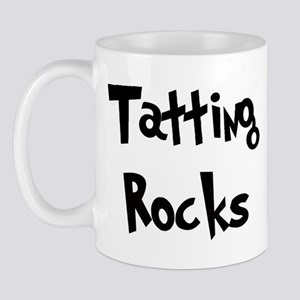 Tatting Rocks Mug