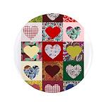 Heart Quilt Pattern 3.5