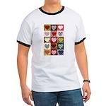 Heart Quilt Pattern Ringer T