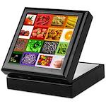 Rainbow Foods Keepsake Box