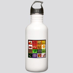 Rainbow Foods Stainless Water Bottle 1.0L