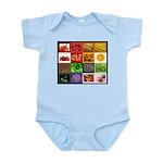 Rainbow Foods Infant Bodysuit