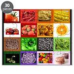 Rainbow Foods Puzzle