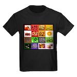 Rainbow Foods Kids Dark T-Shirt
