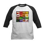 Rainbow Foods Kids Baseball Jersey