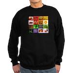 Rainbow Foods Sweatshirt (dark)