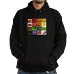 Rainbow Foods Hoodie (dark)