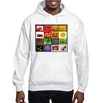 Rainbow Foods Hooded Sweatshirt