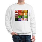 Rainbow Foods Sweatshirt