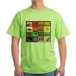 Rainbow Foods Green T-Shirt