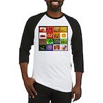 Rainbow Foods Baseball Jersey