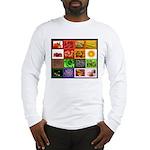 Rainbow Foods Long Sleeve T-Shirt
